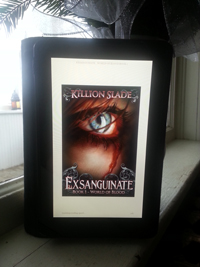 Exsanguinate Free Kindle Fire Giveaway 2013