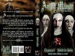Angel Manor Cover