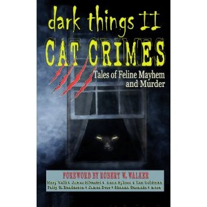 dark things 2 cat crimes cover