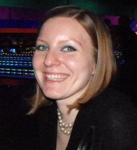 Author Randi Weston