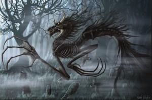 Ghost  Dragon Ruth Taylor - Deviant Art